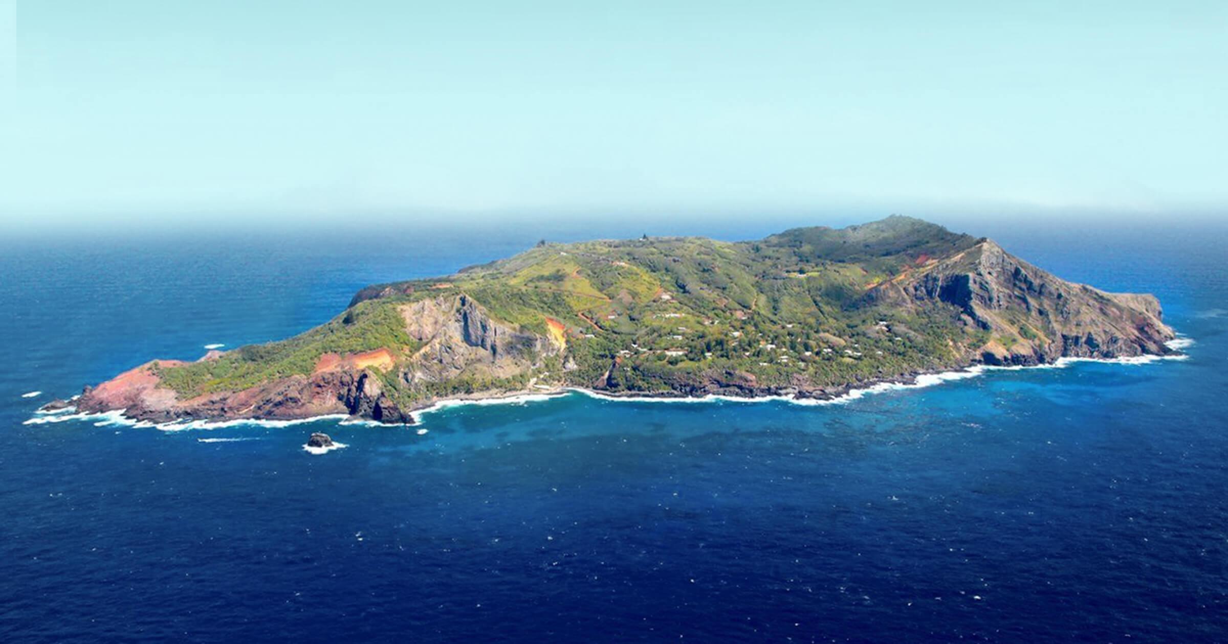 Pitcairn followup with Glenn Johnson